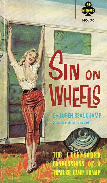 Paperback, Midwood 1954