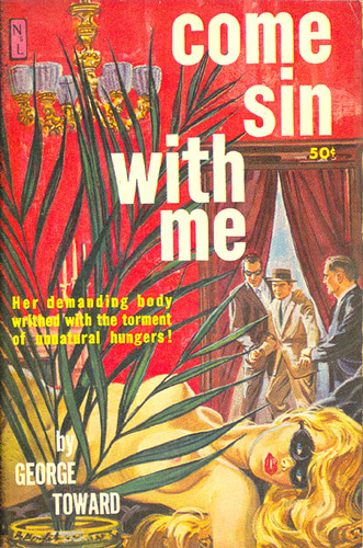 Paperback, Newstand Library 1960