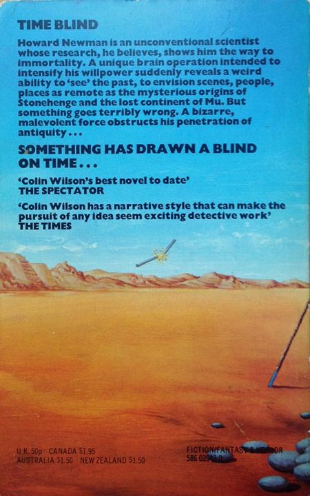 Paperback, Panther 1974