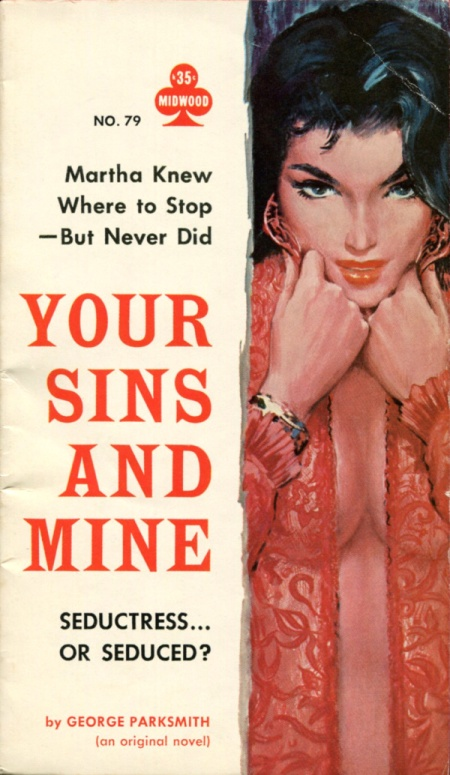 Paperback, Popular Library 1961