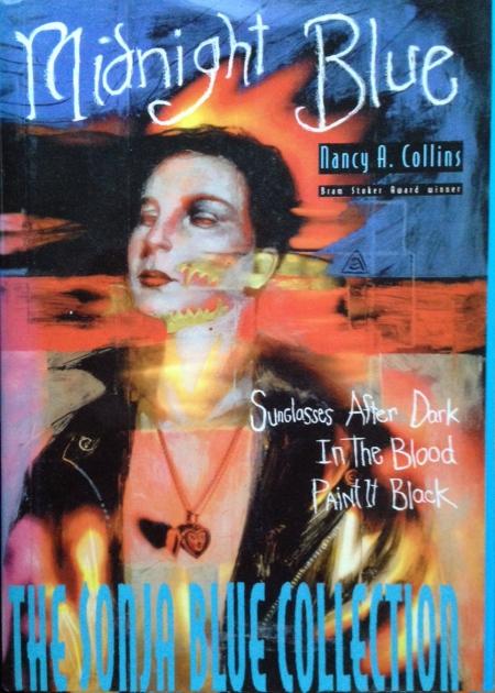 Hardcover, White Wolf Publishing 1995. Omnibus-udgave med de første tre romaner i serien. Forsiden er malet af Thom Ang
