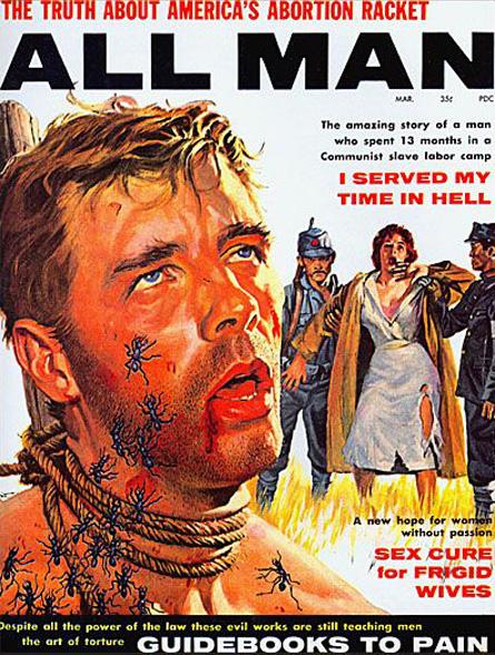 All Man, marts 1964