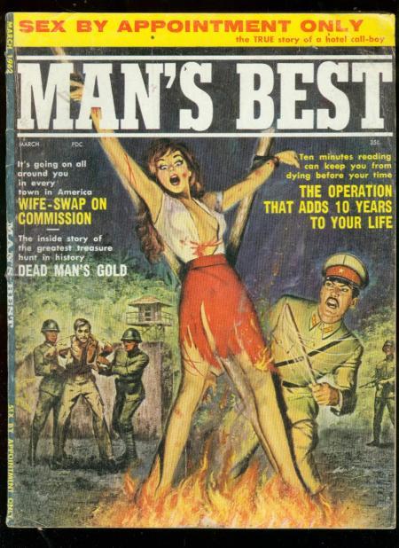 Man's Best, marts 1961