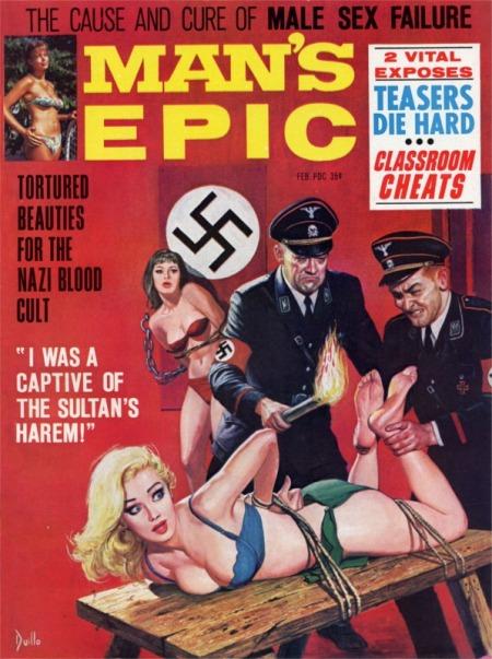Man's Epic, februar 1961