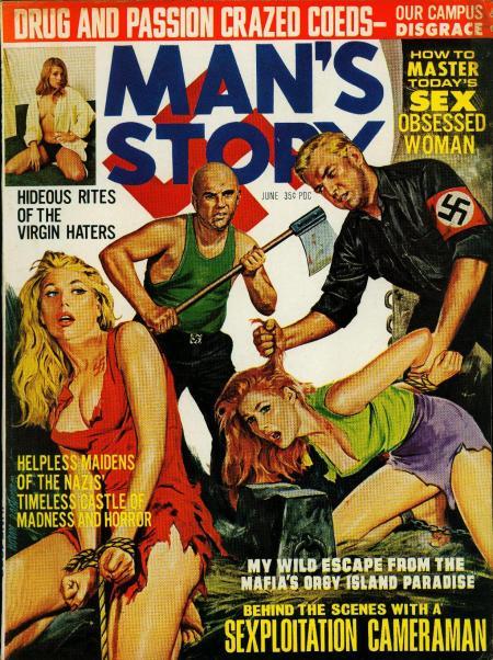 Man's Story, juni 1967