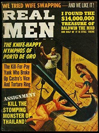 Real Men, juni 1964