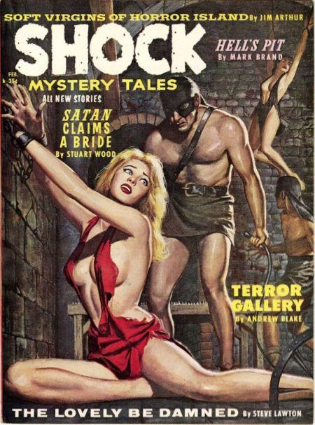 Shock Mystery Tales, februar 1963