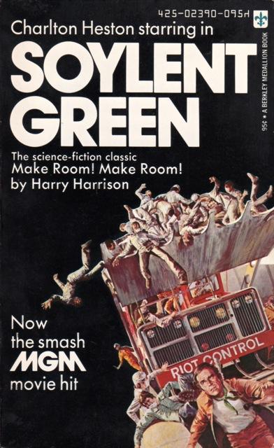 Paperback, Berkley Medallion 1973